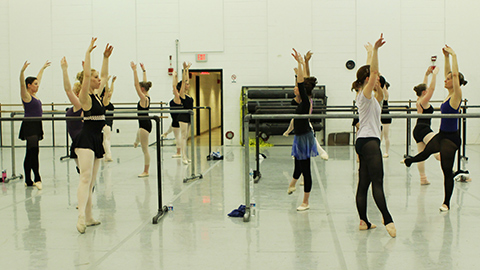 Master Class: New York City Ballet