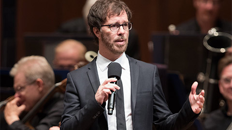 <em>DECLASSIFIED: BEN FOLDS PRESENTS</em>&nbsp;featuring Sara Bareilles and Caroline Shaw with the National Symphony Orchestra