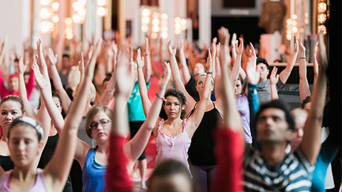 <em>Sound Health: </em>Community Yoga