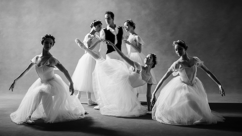 The Washington Ballet, Les Sylphides by Dean Alexander