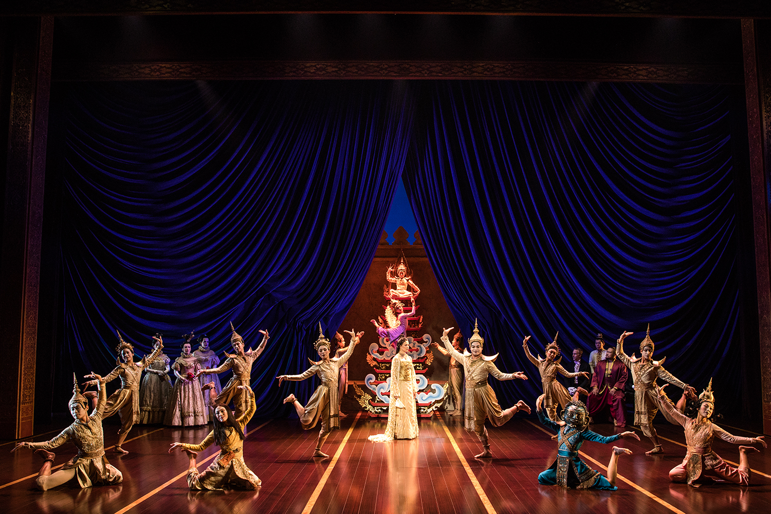 Rodgers & Hammerstein's The King and I – Photo by Matthew Murphy