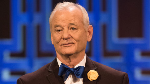 Bill Murray - 2016 winner