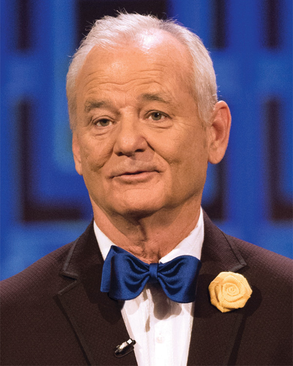 Bill Murray at the 2016 Mark Twain Prize