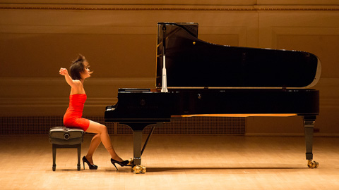 National Symphony Orchestra: Yuja Wang plays Prokofiev / Rachmaninoff's Symphonic Dances