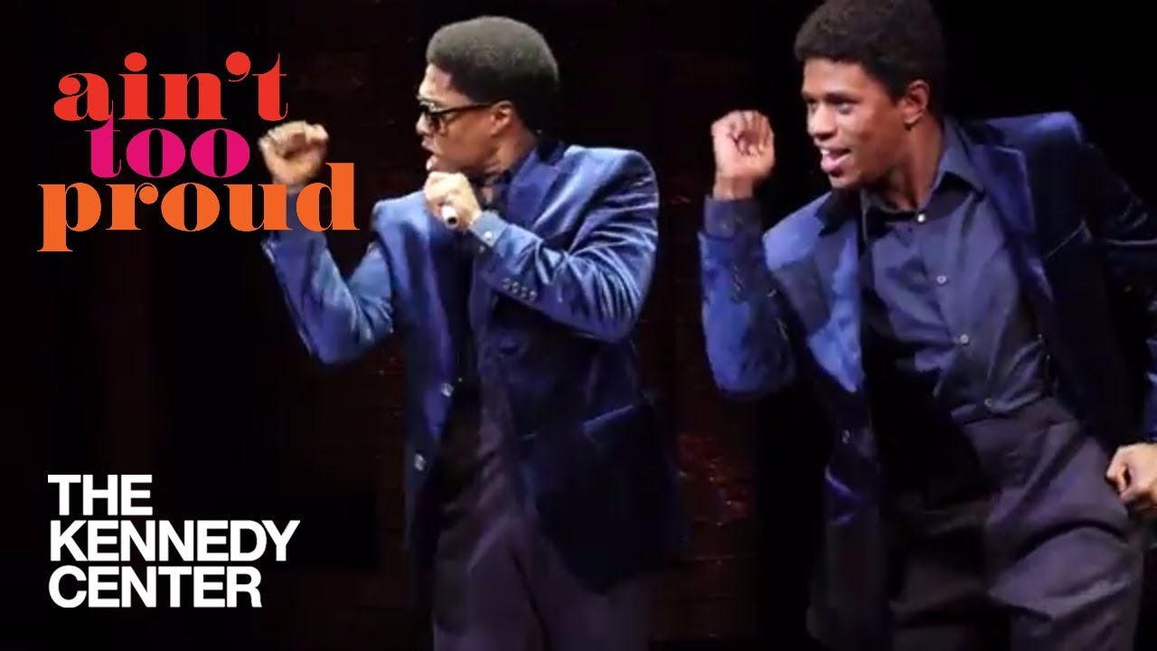 Official Trailer: Ain't Too Proud at the Kennedy Center