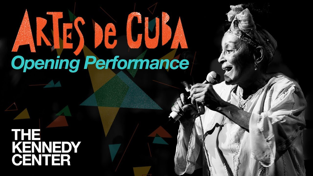 Opening Night of Artes de Cuba (Full Performance)