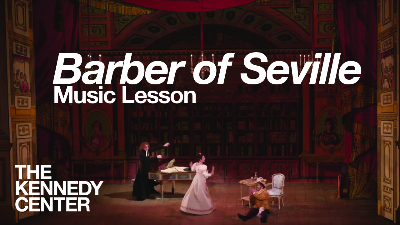 Barber of Seville | Music Lesson