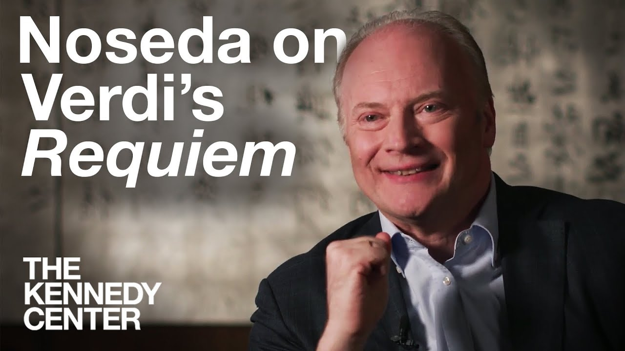 Gianandrea Noseda on Verdi's Requiem
