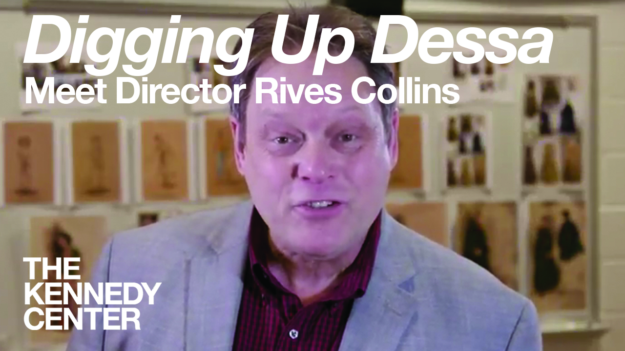 Digging Up Dessa: Meet Director Rives Collins