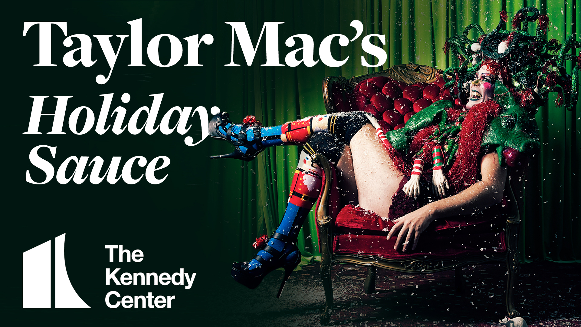 Taylor Mac's Holiday Sauce | Trailer | The Kennedy Center