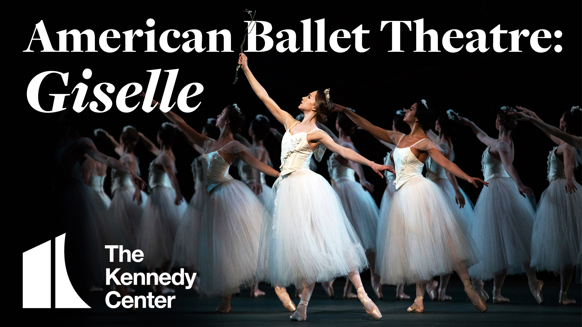 American Ballet Theatre: Giselle | Feb. 11-16 | The Kennedy Center