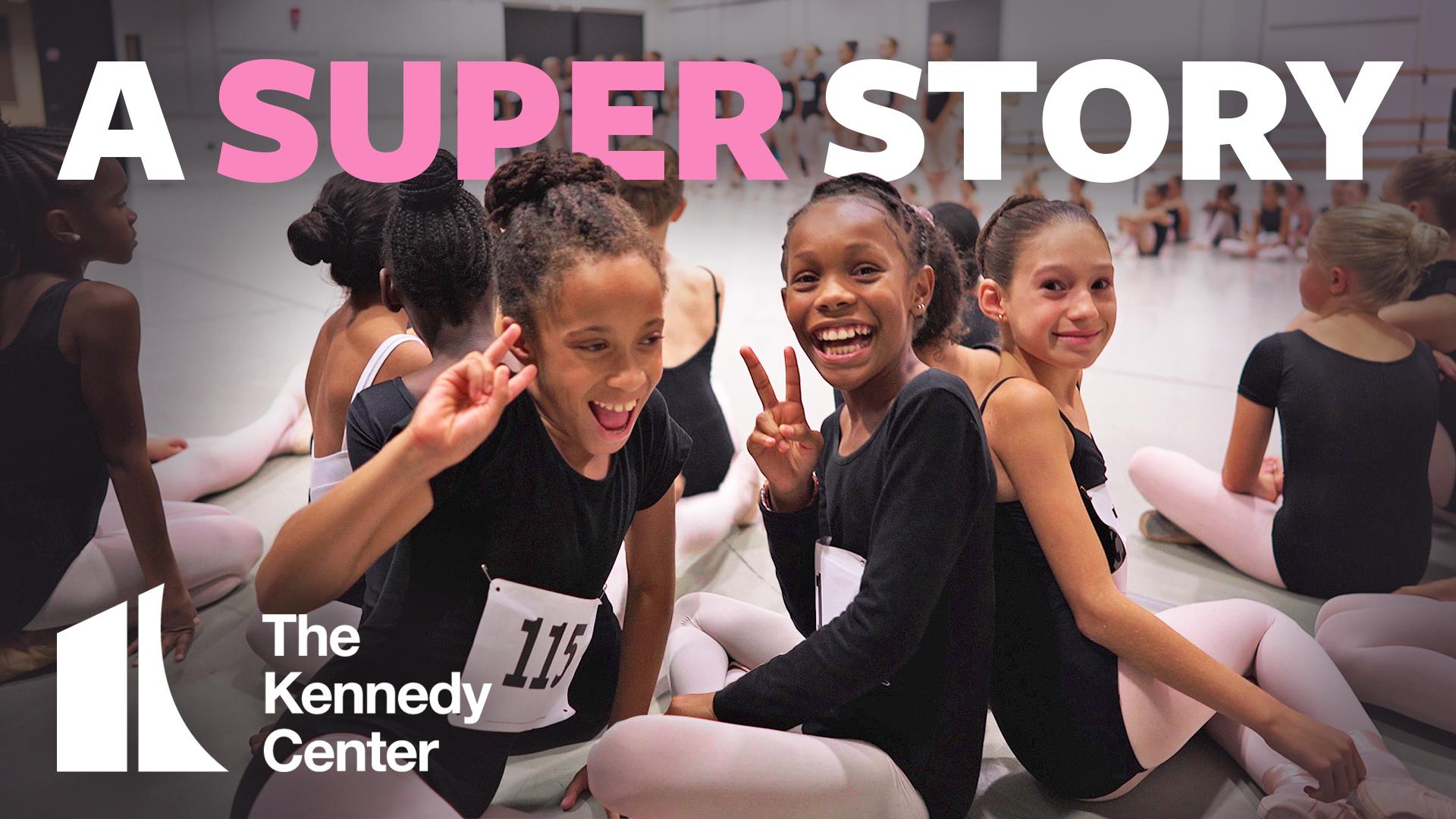 A Super(numerary) Story | A Kennedy Center Digital Stage Original