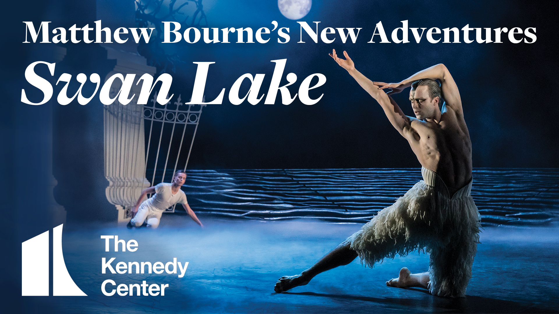 Matthew Bourne's New Adventures: Swan Lake | Jan. 21 - 26 | The Kennedy Center