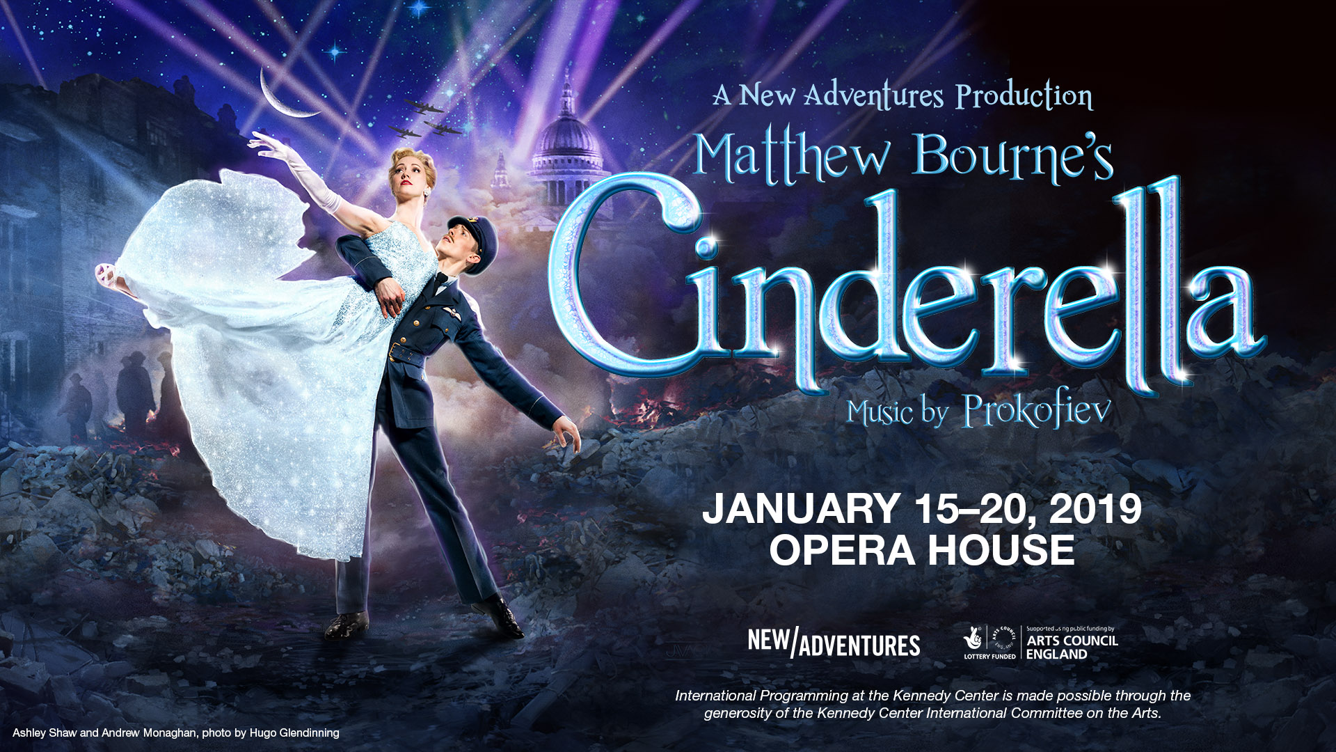 Matthew Bourne's New Adventures: Cinderella at The Kennedy Center