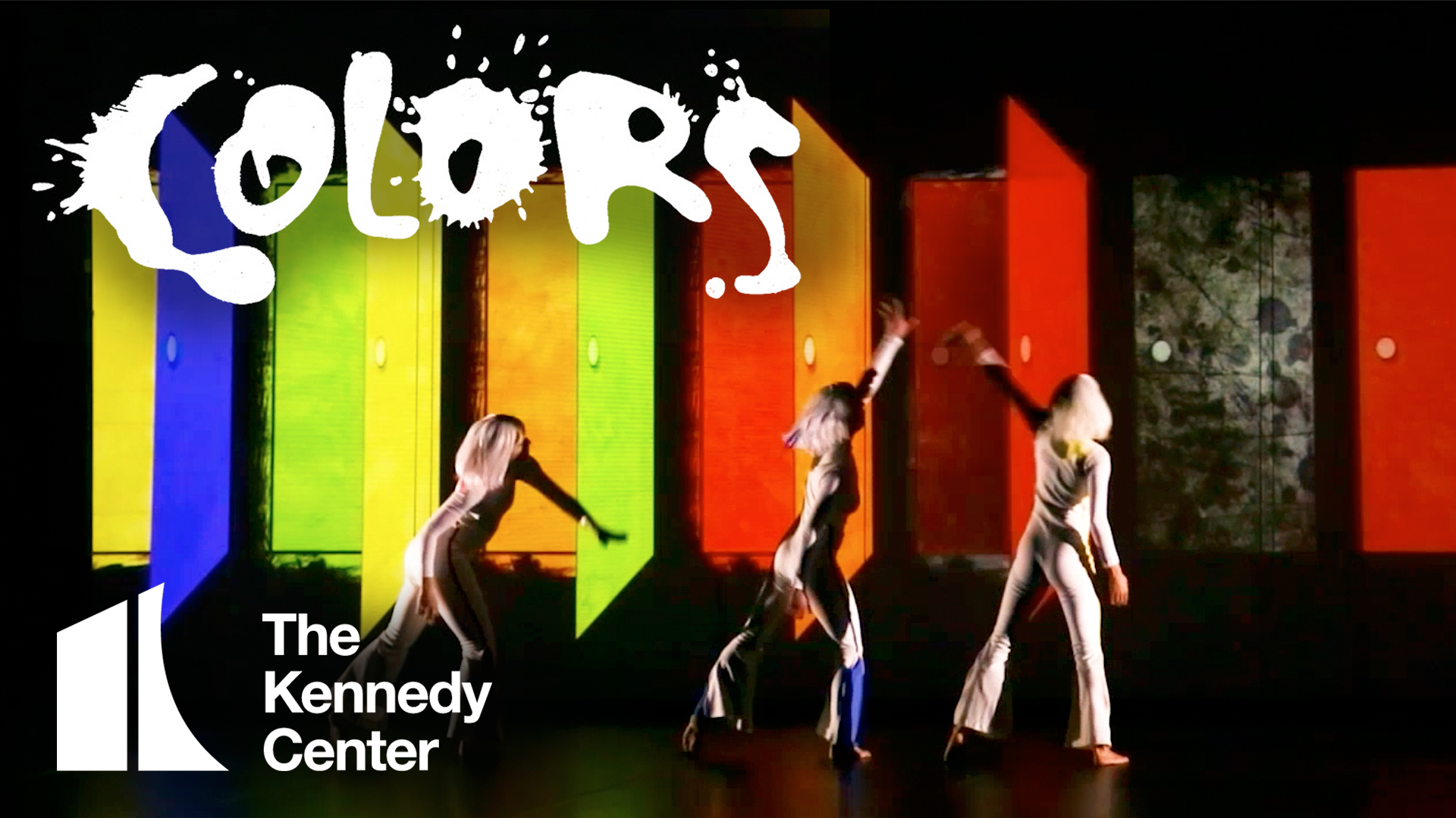Colors Trailer | Performances for Young Audiences at The Kennedy Center