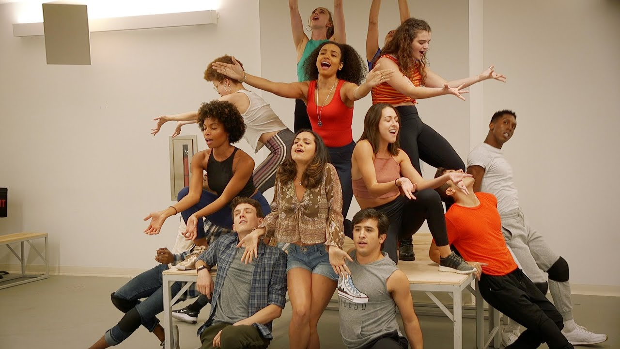 Cut Loose With J. Quinton Johnson, Isabelle McCalla, and the Cast of Footloose