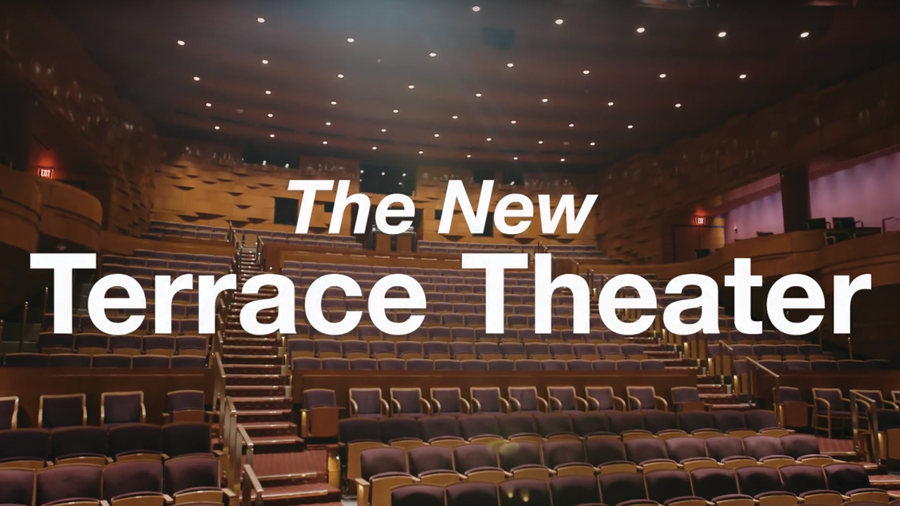 The New Terrace Theater / 2018-2019 Fortas Season Announcement