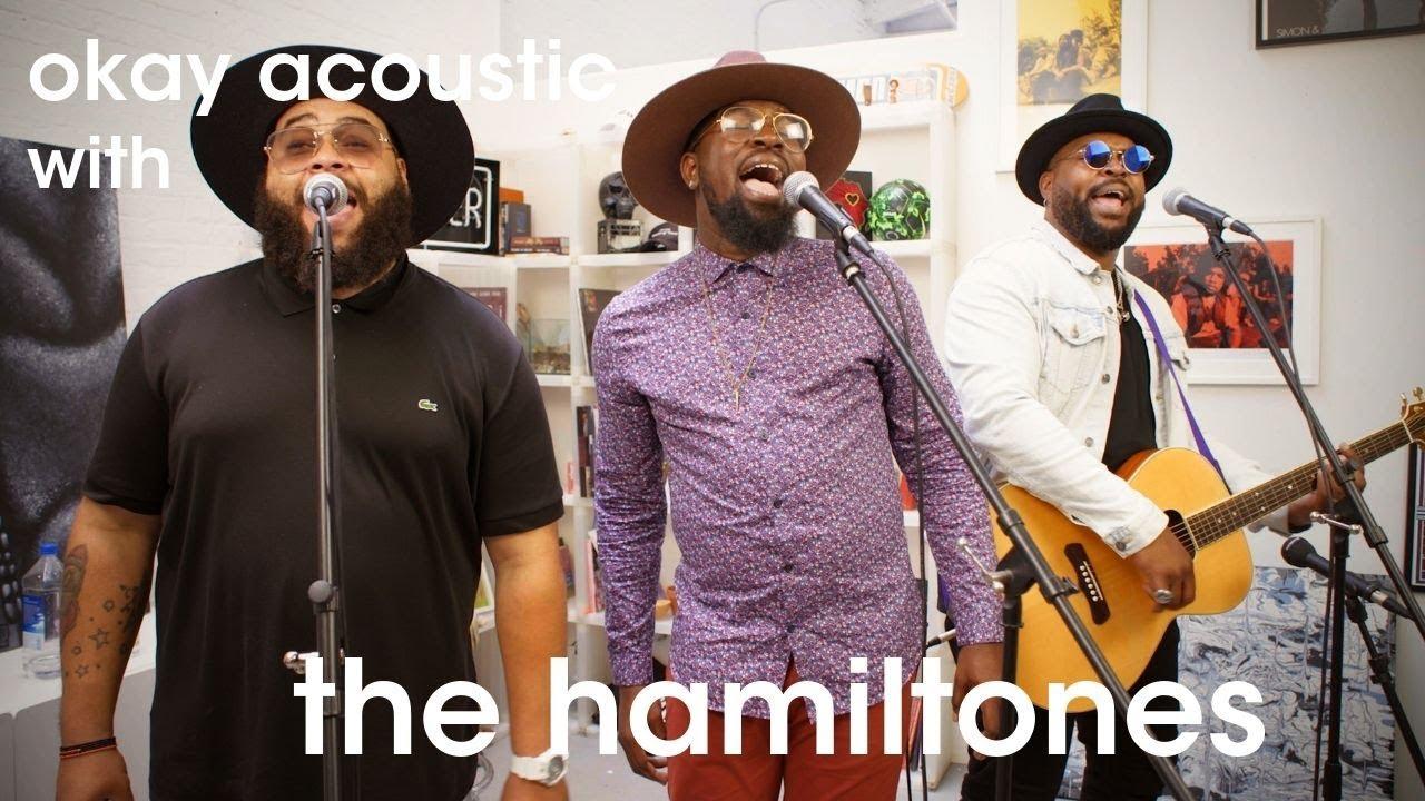 The Hamiltones -