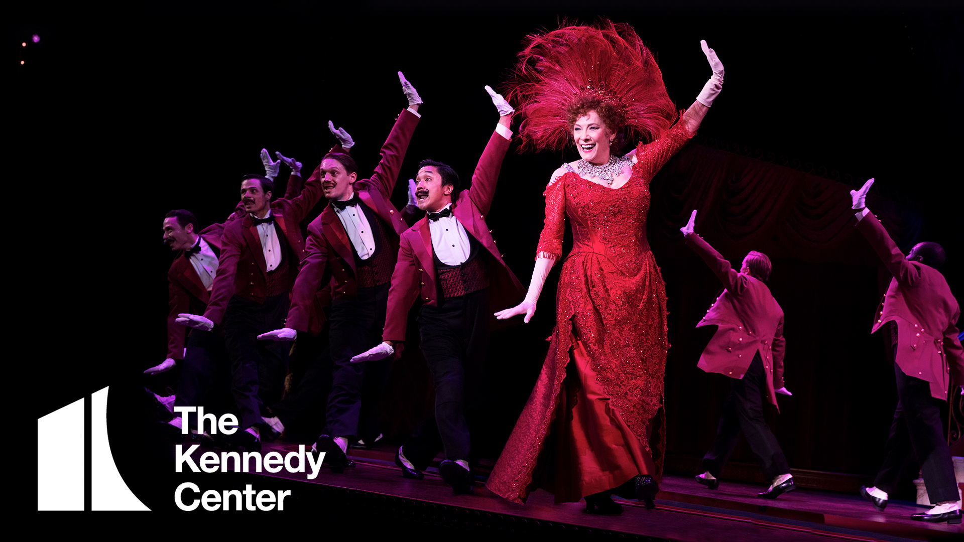 Betty Buckley in Hello, Dolly! | The Kennedy Center June 4 – July 7, 2019