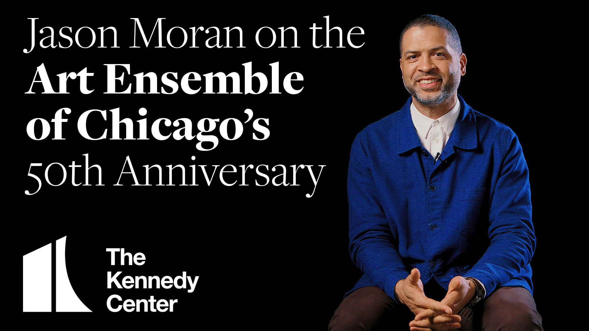 Jason Moran on Art Ensemble of Chicago's 50th Anniversary | December 14 | Terrace Theater