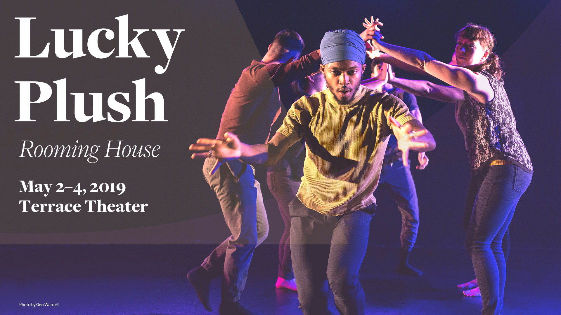 Lucky Plush: Rooming House | The Kennedy Center