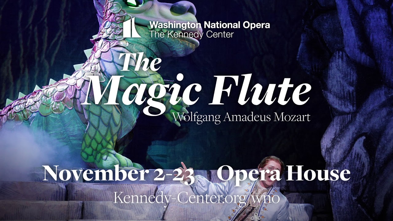 Washington National Opera: The Magic Flute