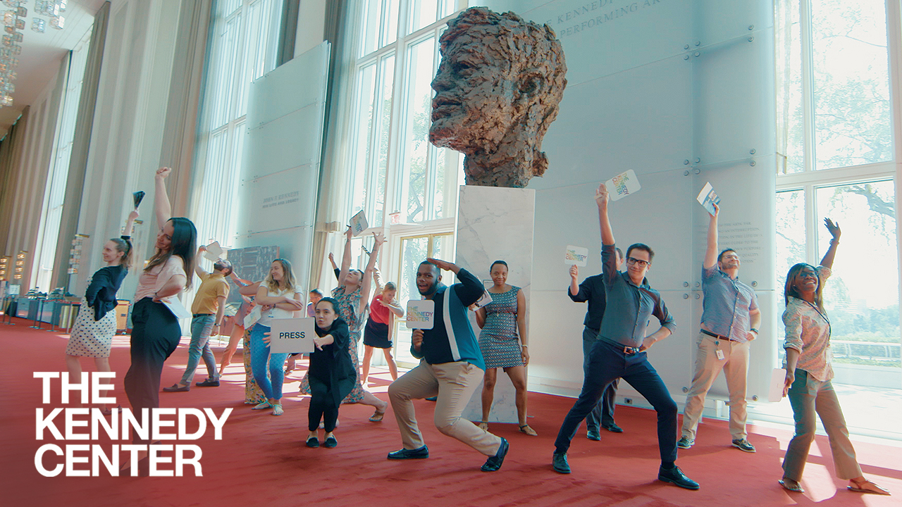 National Dance Day 2018 - Kennedy Center Staff