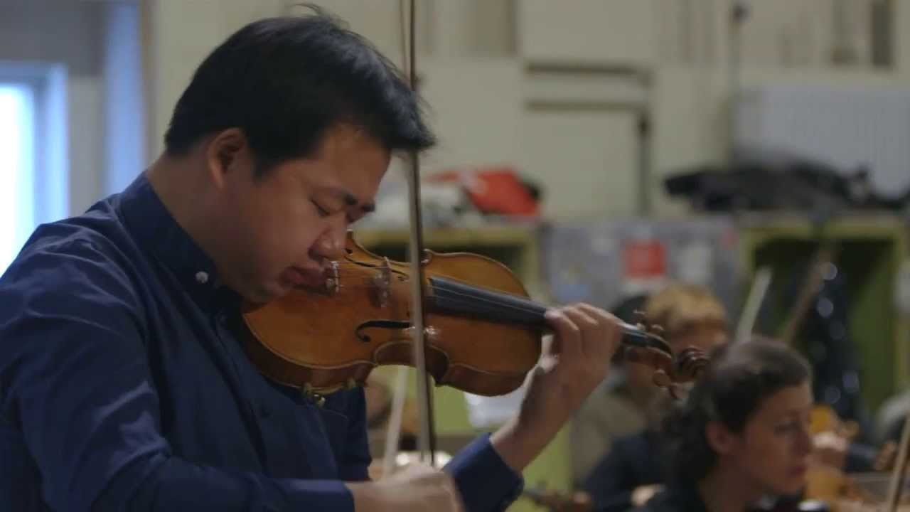 Ning Feng - Tchaikovsky Violin Concerto (excerpt)