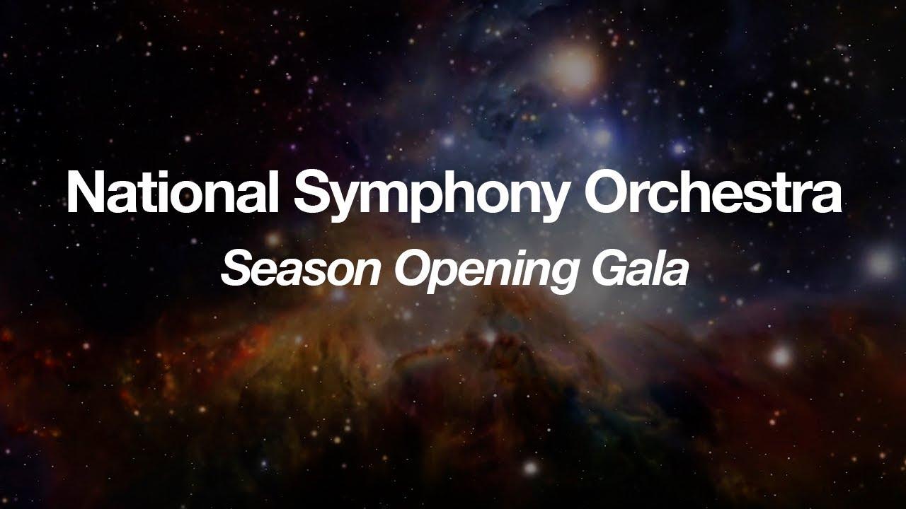 NSO Season Opening Gala