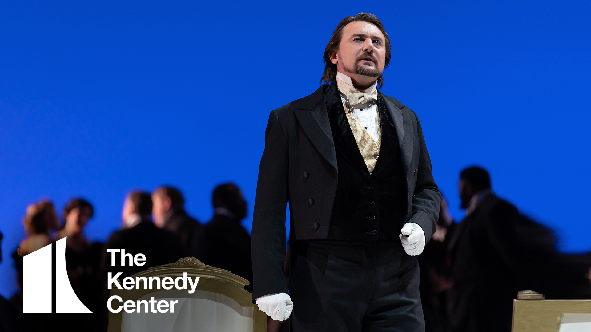 Igor Golovatenko's US debut as WNO's Eugene Onegin | The Kennedy Center