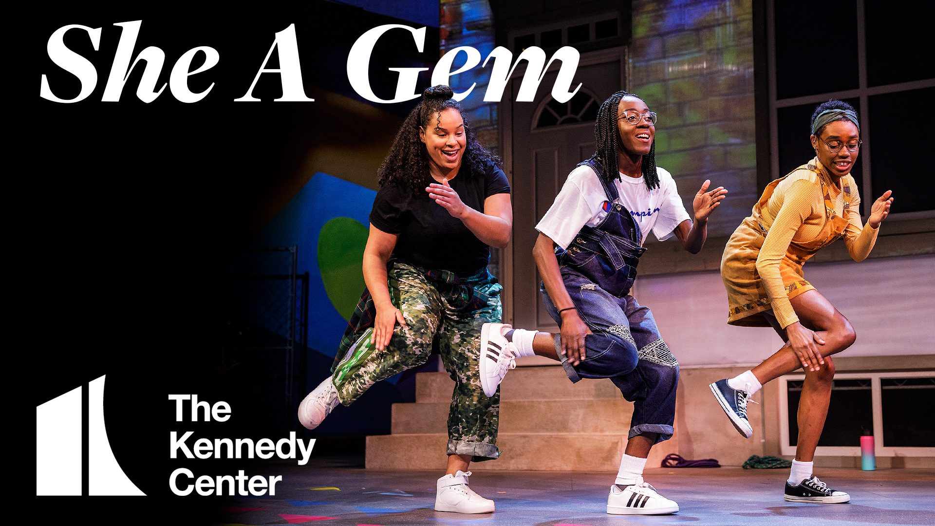 She A Gem | The Kennedy Center