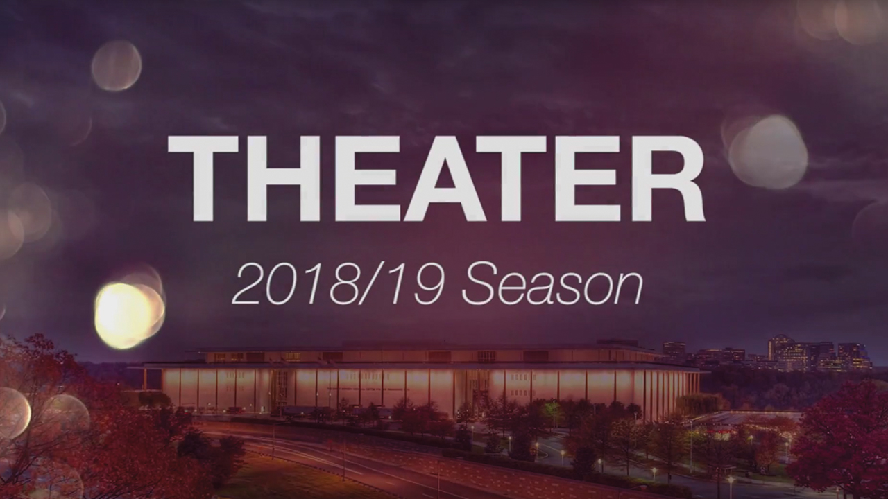 2018-2019 Season Announcement: Theater, Young Audiences, Voices