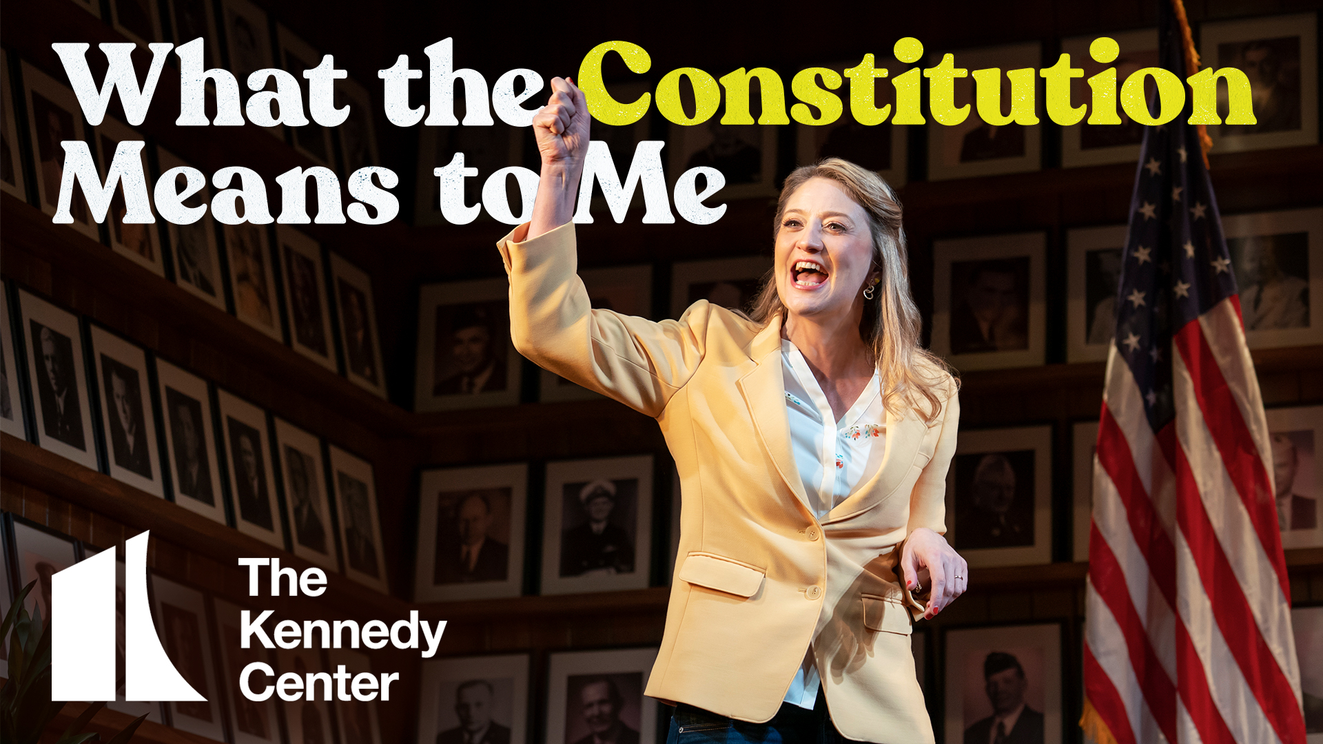 What the Constitution Means to Me | Trailer | The Kennedy Center