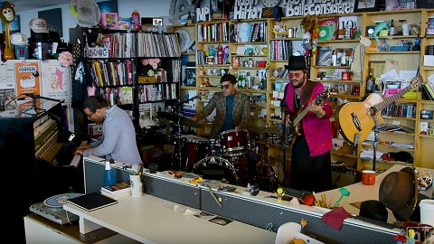 NPR Tiny Desk Concert - Alfredo Rodriguez Trio