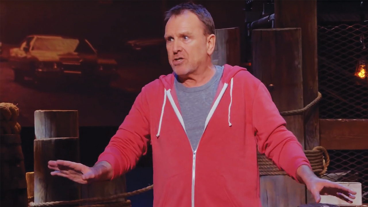 Colin Quinn: The New York Story | Official Trailer [HD] | Netflix