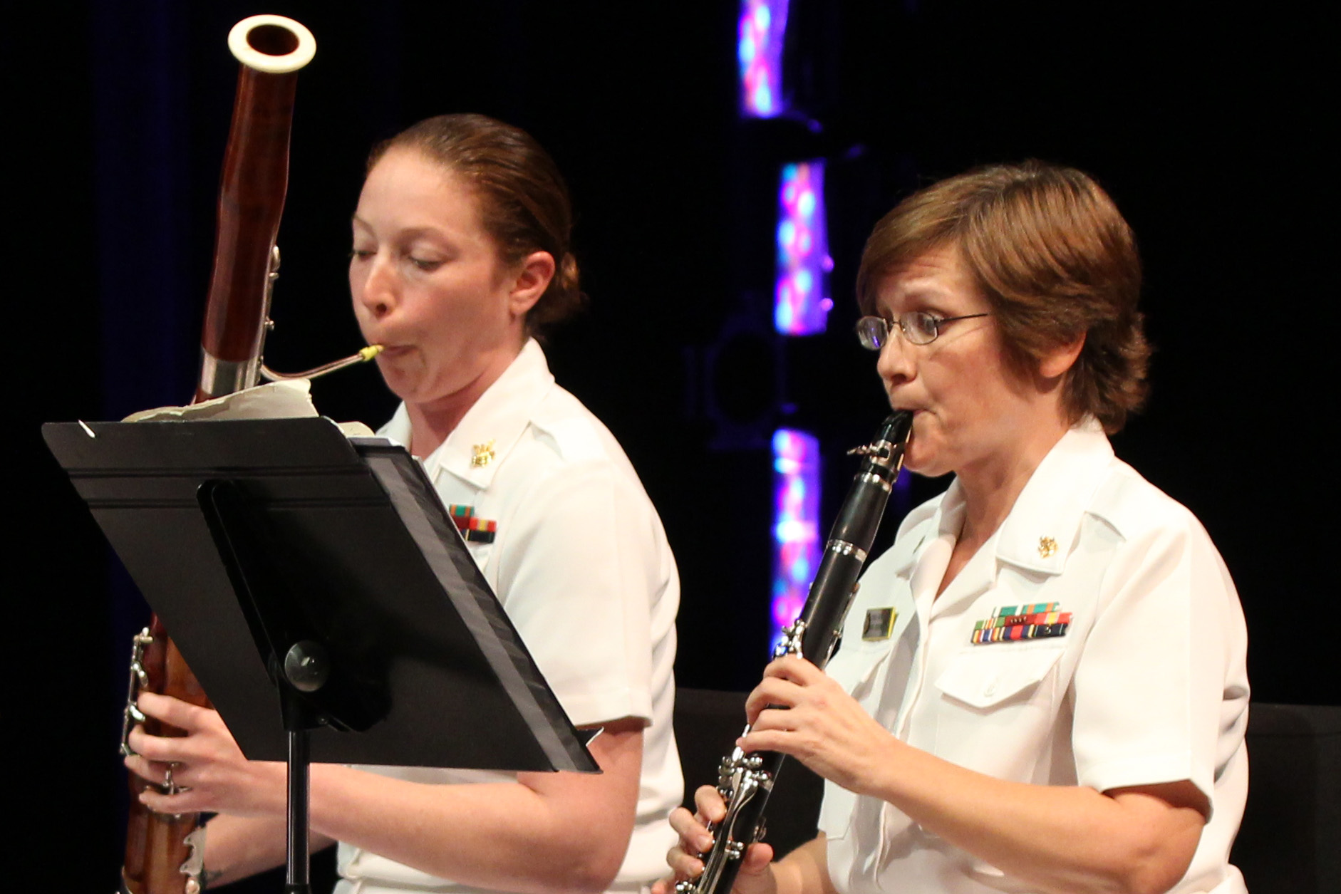 The United States Naval Academy Wind Quintet