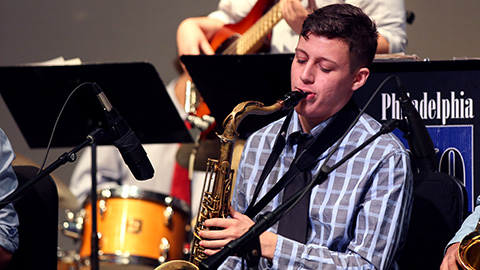 The Philadelphia Jazz Orchestra