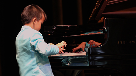 The 32nd International Young Artist Piano Competition