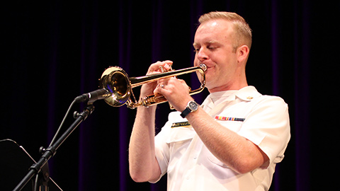 The United States Naval Academy Band Superintendent's Combo
