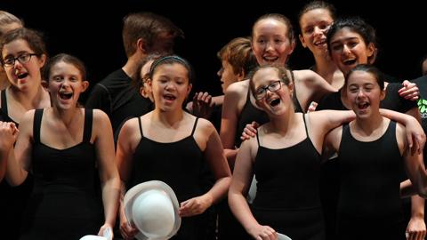 The Summer Musical Theatre Training Program Showcase