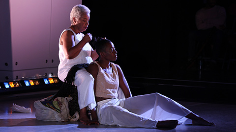 Local Dance Commissioning Project: <em>LOCS/you can play in the sun</em>, choreography by MK Abadoo.