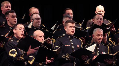 The Army Chorus