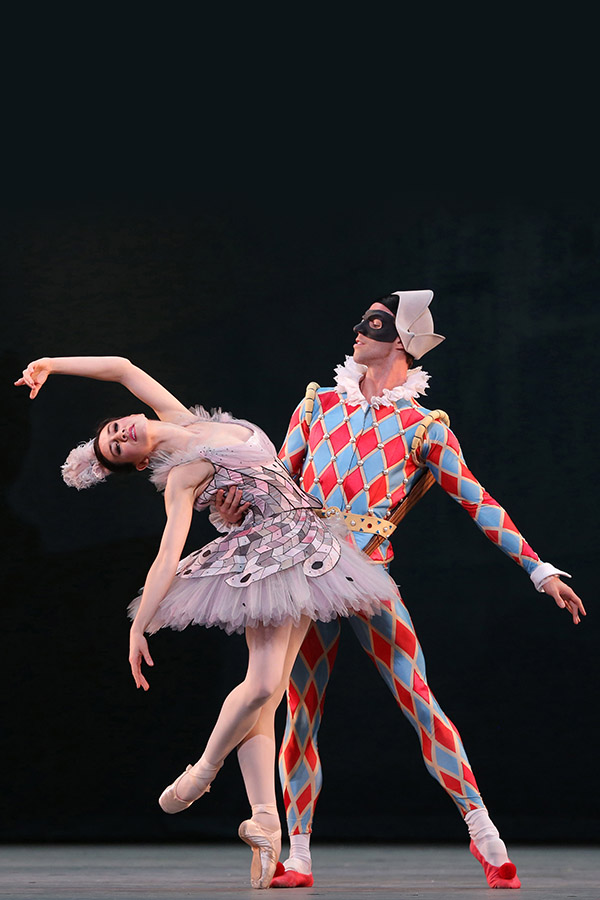 American Ballet Theatre Harlequinade The John F Kennedy Center