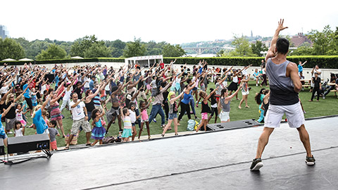 National Dance Day 2018