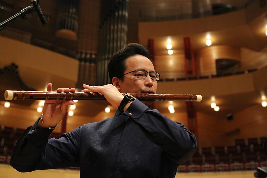JIN Kai-flute