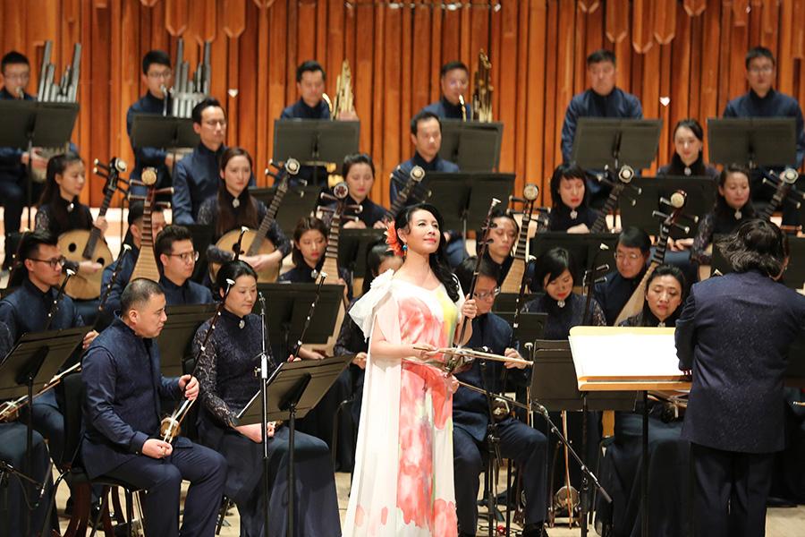MA Xiaohui-Erhu