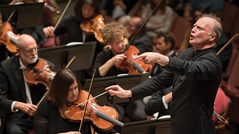 NSO at Wolf Trap: Noseda Conducts Tchaikovsky & Beethoven