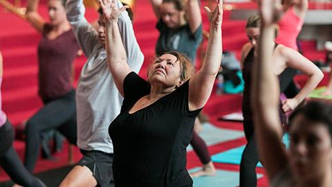 <em>Sound Health: </em>Community Yoga