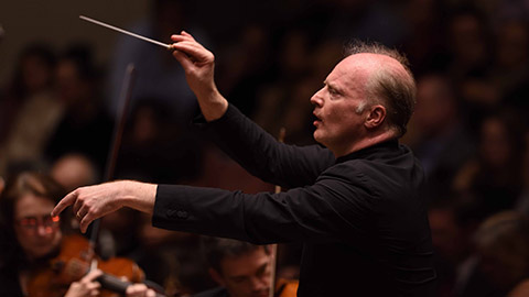 National Symphony Orchestra: Noseda conducts Mahler's First Symphony