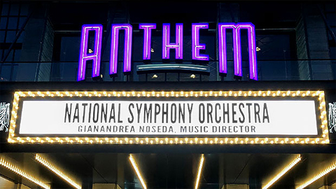 National Symphony Orchestra Full Concert Schedule: National
